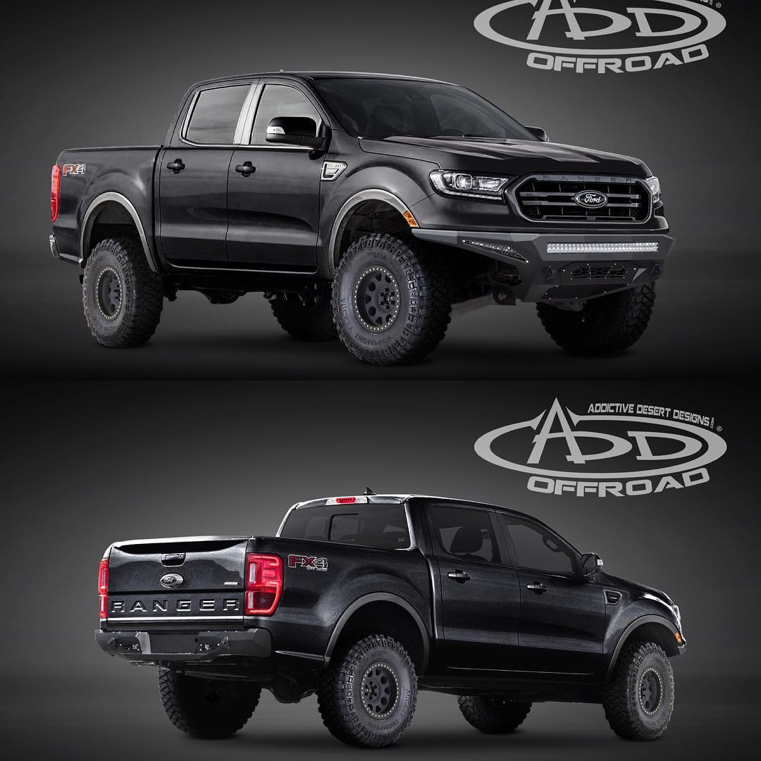 2019+ Ford Ranger And Raptor Forum