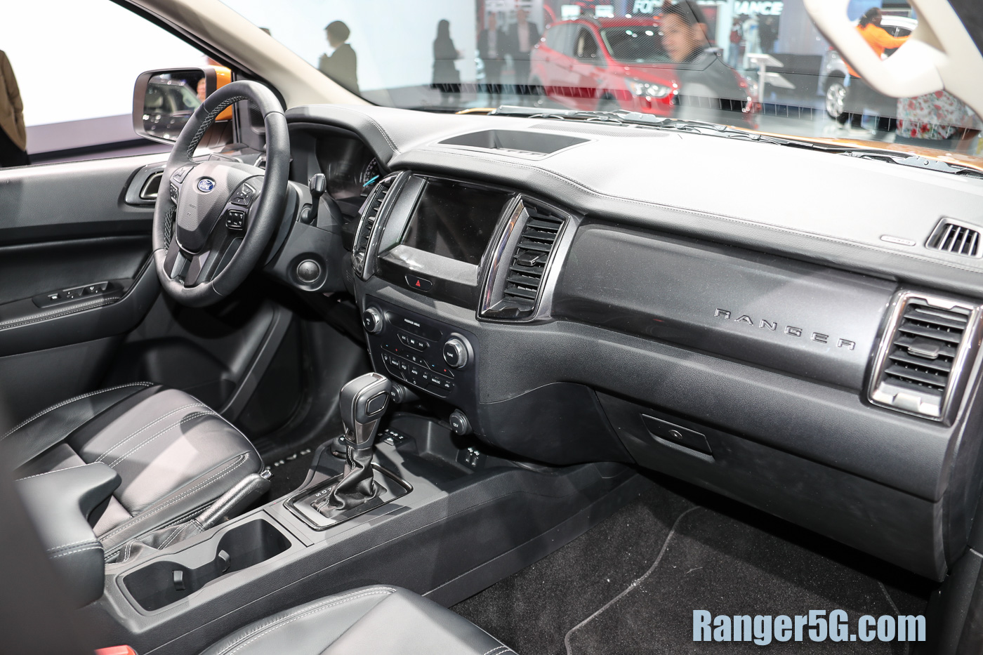 2019 Ford Ranger Live Photos from NAIAS! | 2019+ Ford ...