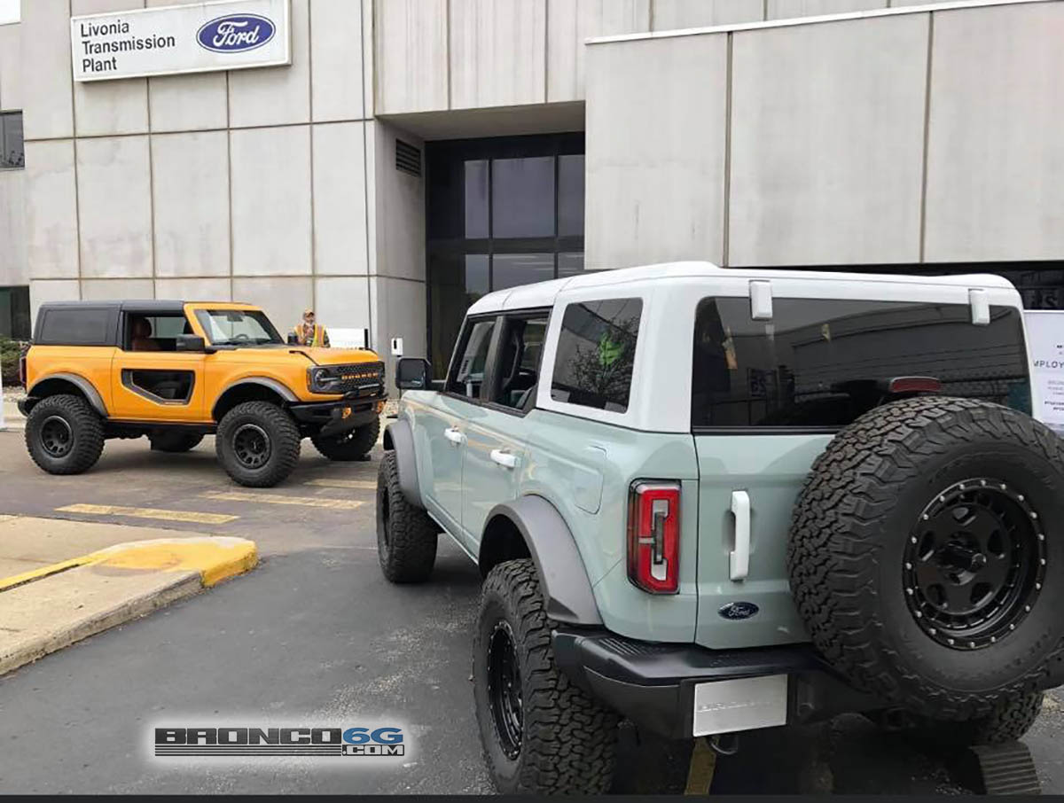 2021 Bronco Sasquatches at Ford Plant Factory Livonia.jpg