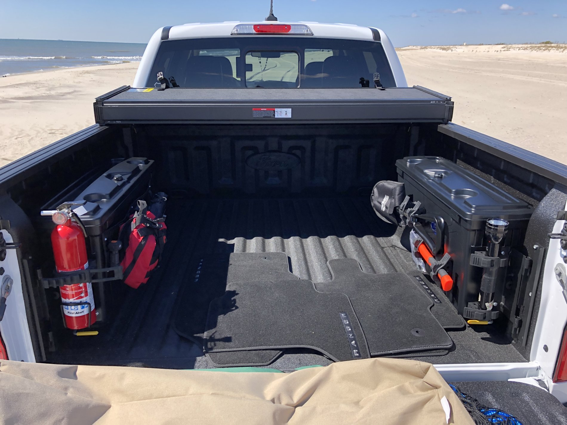 Used Ford Raptor >> Slight mod to the Ford OEM swing out tool boxes. | 2019