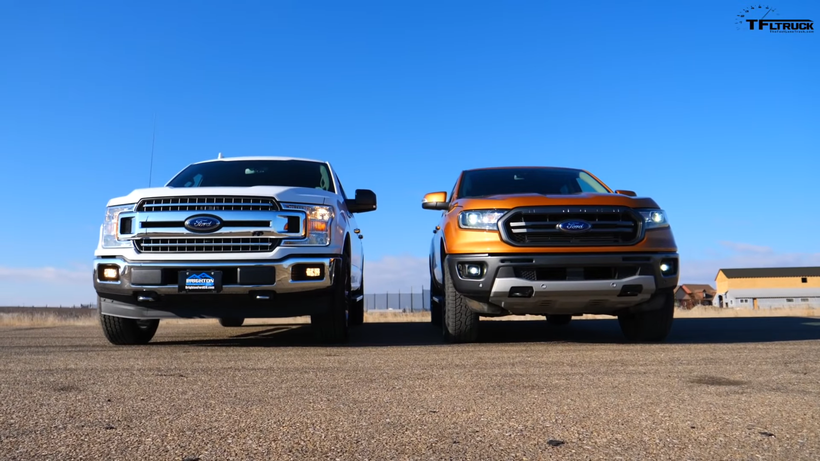 At Last! Is a 2019 Ford Ranger Quicker than a Ford F-150_ 0-13 screenshot.png