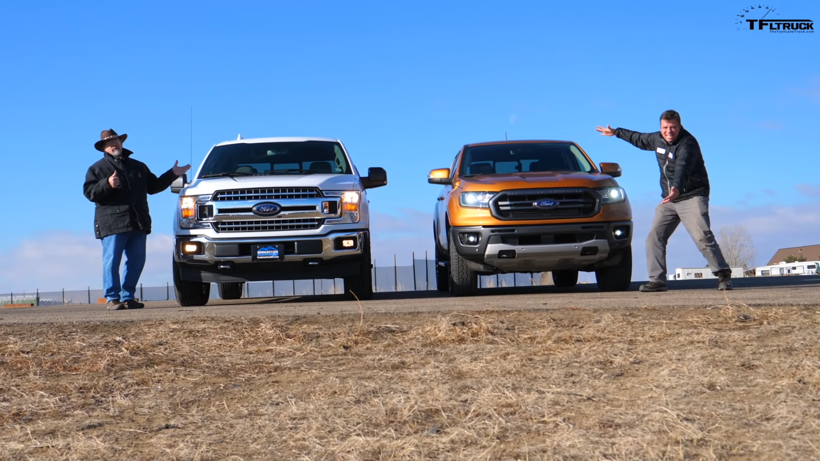 At Last! Is a 2019 Ford Ranger Quicker than a Ford F-150_ 0-51 screenshot.png