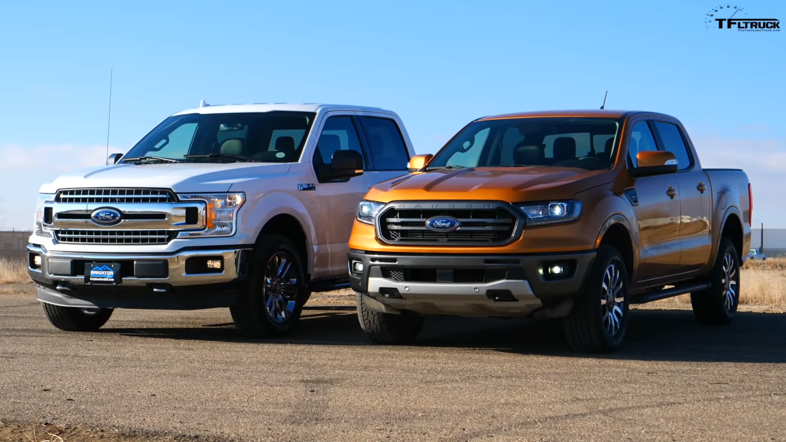 At Last! Is a 2019 Ford Ranger Quicker than a Ford F-150_ 5-41 screenshot.png