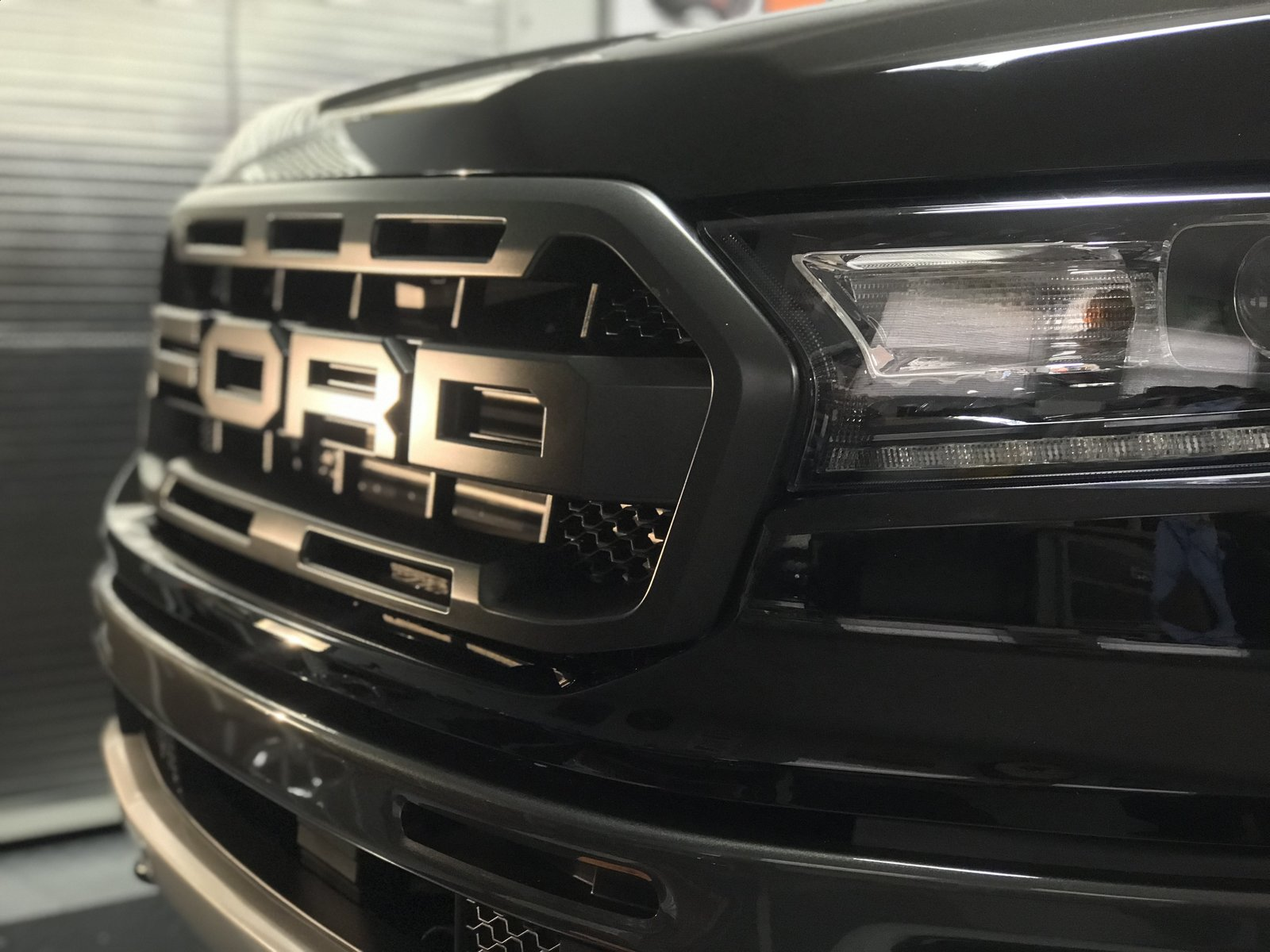 Ford Raptor Interior >> Genuine Ford Ranger Raptor Grille - Install Instructions/Video | Page 4 | 2019+ Ford Ranger and ...