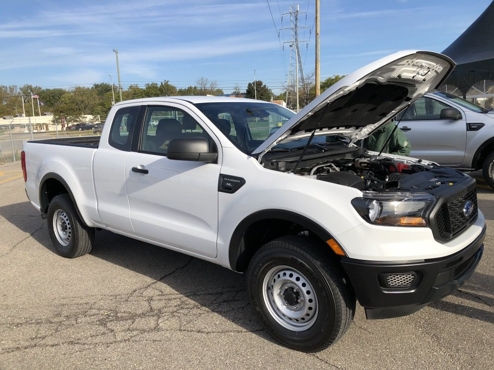 OXFORD WHITE Ranger Club Thread | 2019+ Ford Ranger and Raptor Forum (5th Generation) - Ranger5G.com