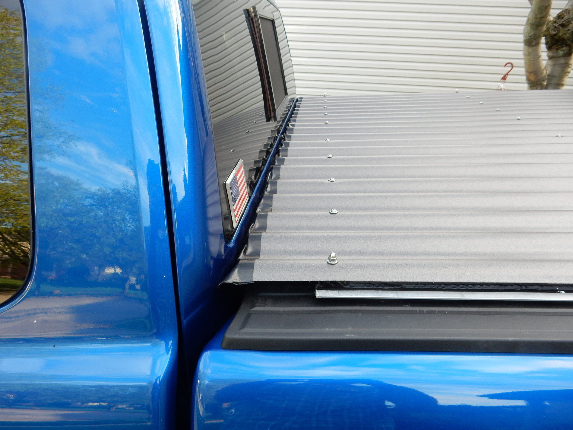 Diy True Authentic Hillbilly Iii Incline All Metal Plastic Truck Bed Cover Tonneau For The 2019 2020 Ford Ranger Page 2 2019 Ford Ranger And Raptor Forum 5th Generation Ranger5g Com