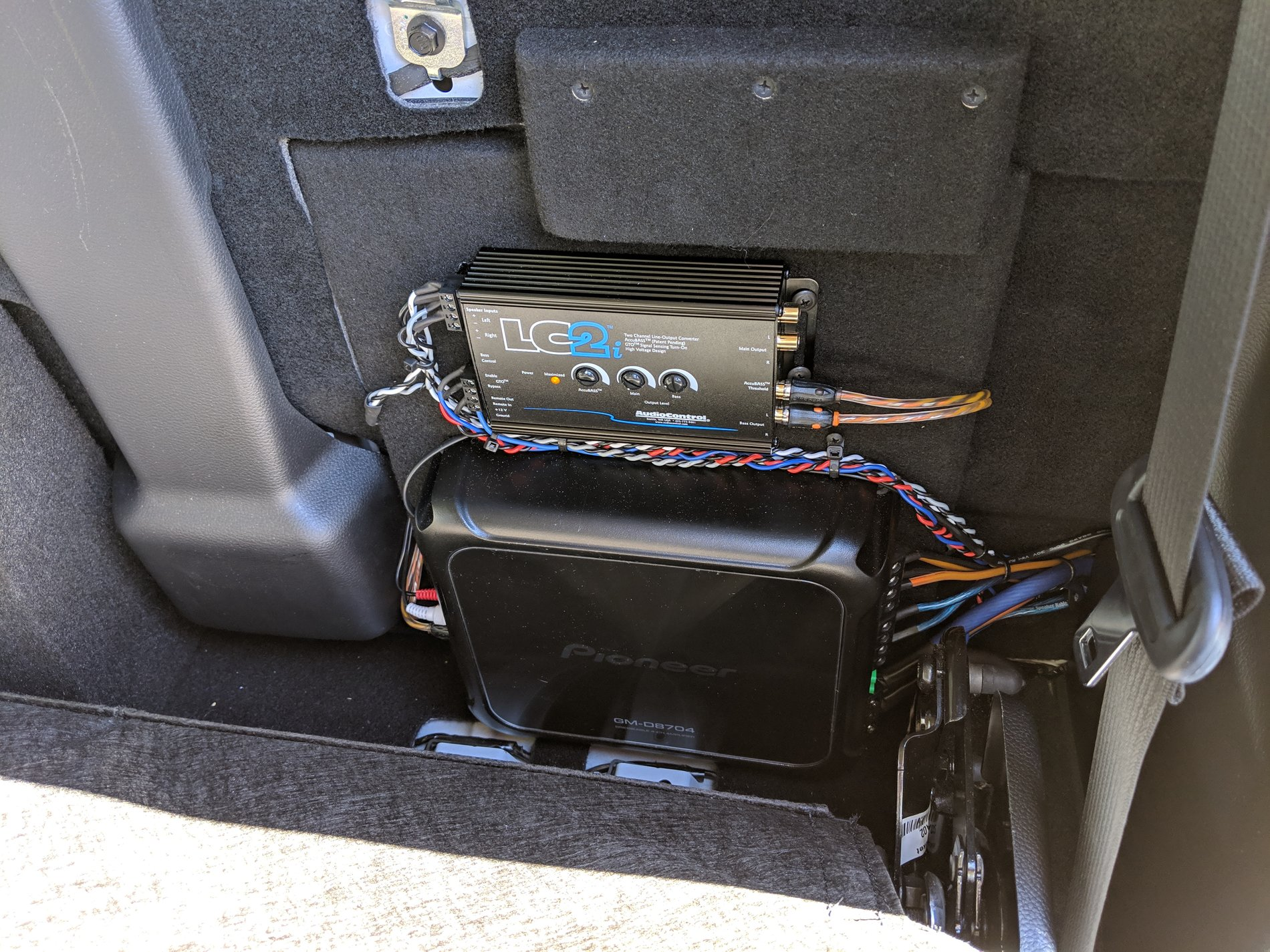 B&O Replacement Speaker sizes? | 2019+ Ford Ranger and