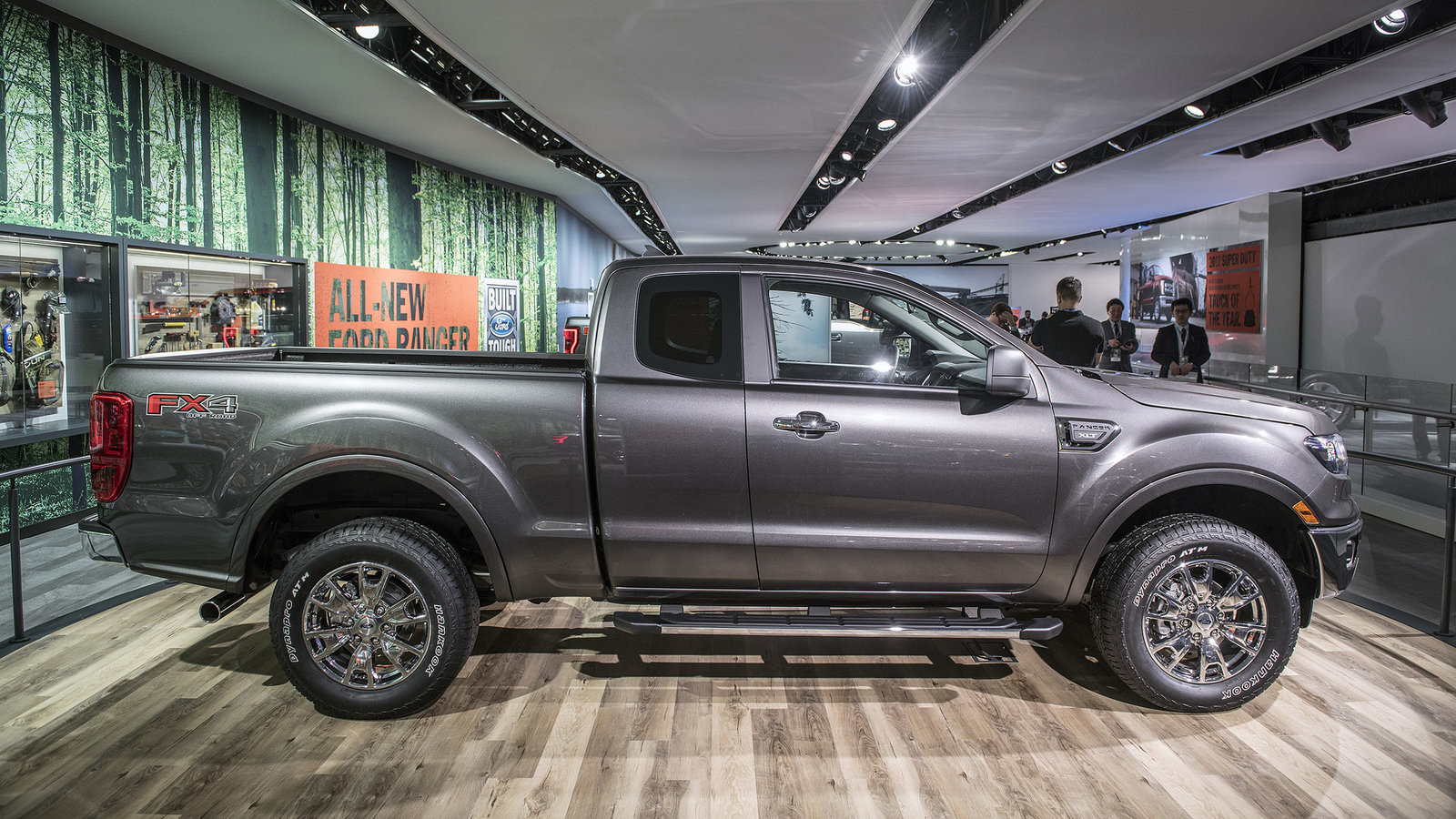 MAGNETIC Ranger Club Thread | 2019+ Ford Ranger and Raptor ...