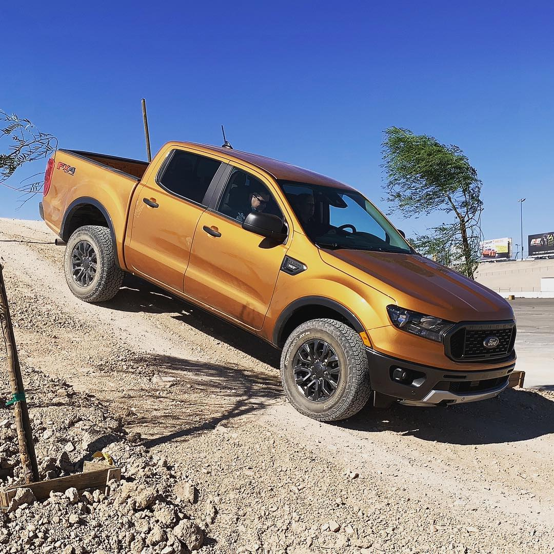 2019+ Ford Ranger And Raptor