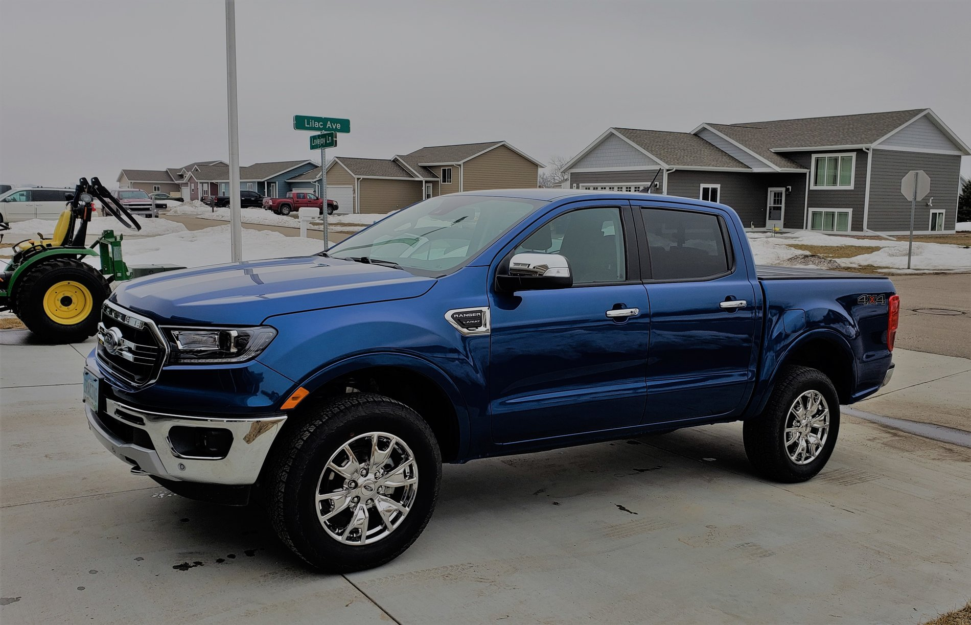 San Diego Ford >> LIGHTNING BLUE Ranger Club Thread | Page 7 | 2019+ Ford Ranger and Raptor Forum (5th Generation ...