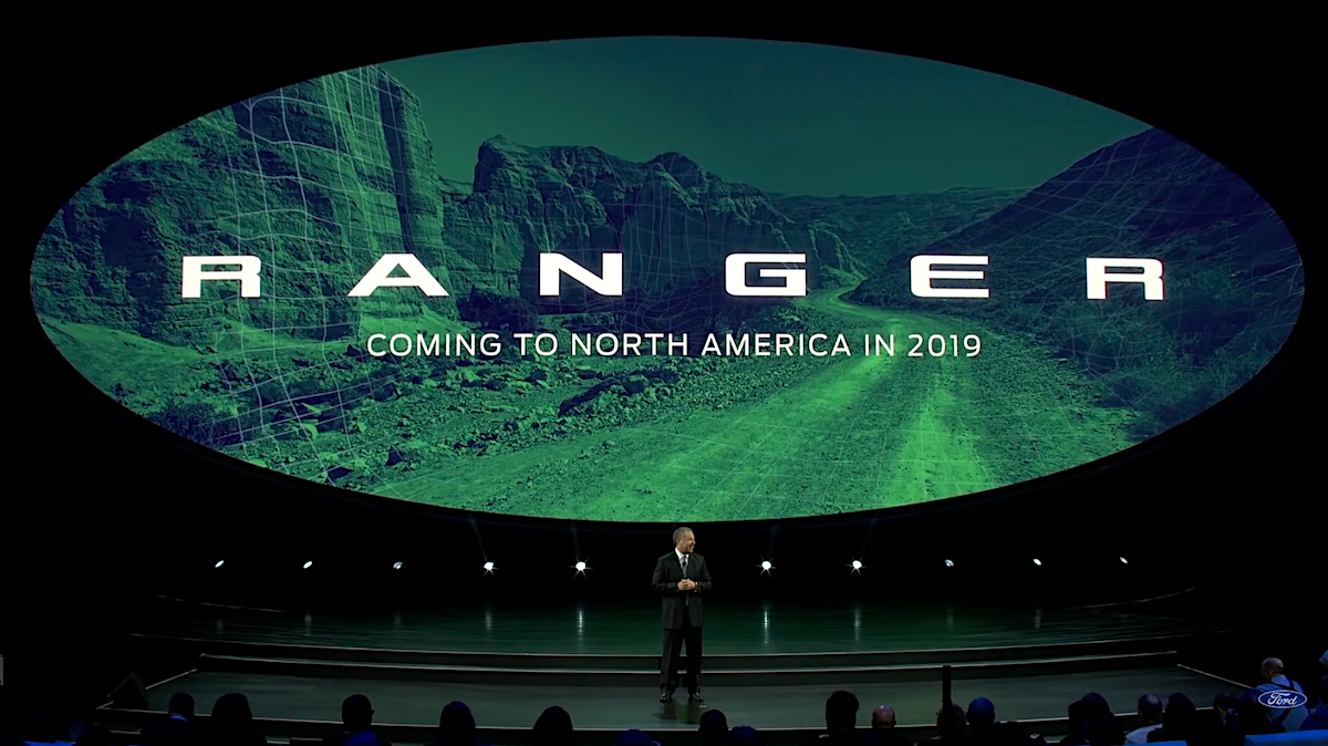 Official: 2019 Ford Ranger Is Coming!
