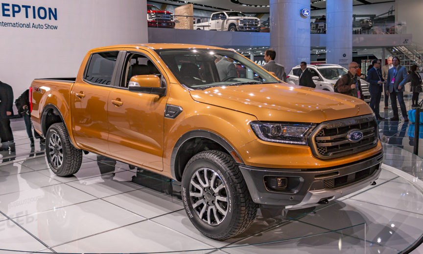 Official 2019 Ford Ranger Pricing And Order Guides Released Starts At 25 395