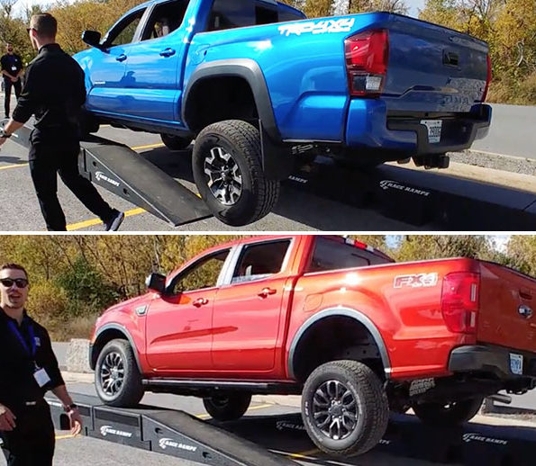 midsize truck specs comparison ranger vs tacoma colorado canyon frontier 2019 ford ranger. Black Bedroom Furniture Sets. Home Design Ideas
