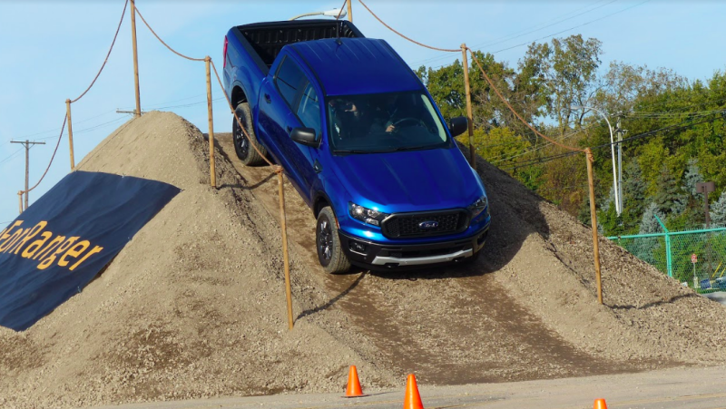 2019 Ford Ranger First Ride Impressions Are In 2019 Ford Ranger