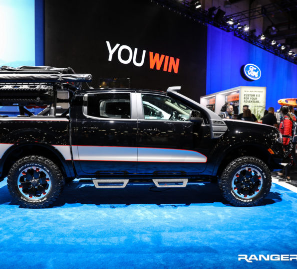 2019 Ford Ranger: Photos: 2019 Ranger Ford Performance Parts & Accessories