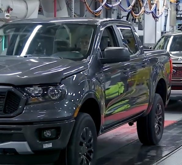 2019 Ford Ranger: Canada Receives Its First 2019 Ford Ranger Trucks!