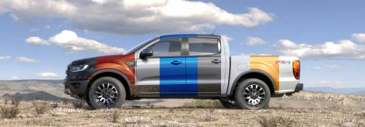 colors   ford ranger  ford ranger  raptor forum info news owners club